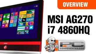 MSI AG270 AIO