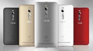 Asus ZenFone 2 -parte trasera-
